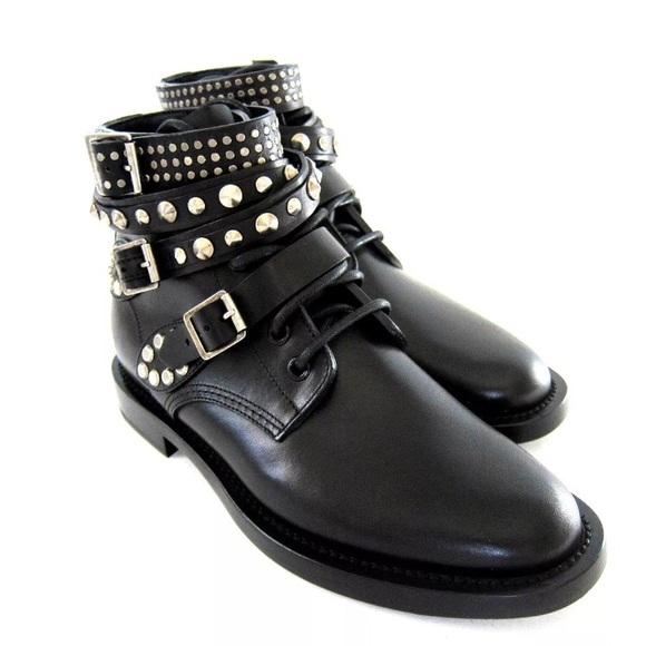 1515ef8efa2 Saint Laurent Shoes | Ranger Studded Boots | Poshmark